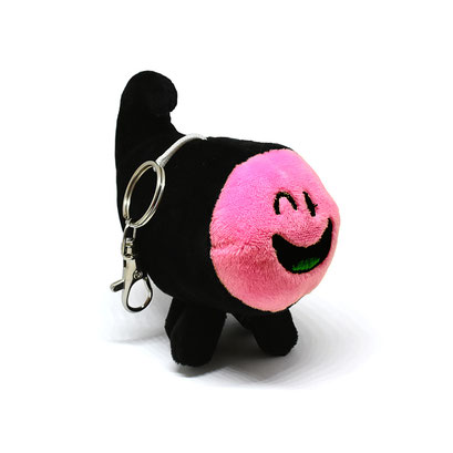 Jelly Jamm Plush Key-Chain (Dodo / Pink)
