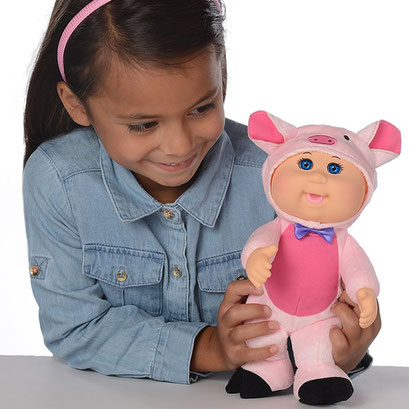 Cabbage Patch Kids Farm Friends Cuties (Petunia Pig Cutie)