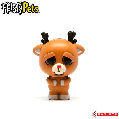 Feisty Pets Mini Misfits Series 1 (Rude Alf)