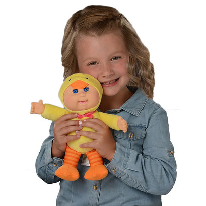 Cabbage Patch Kids Farm Friends Cuties (Daphne Ducky Cutie)