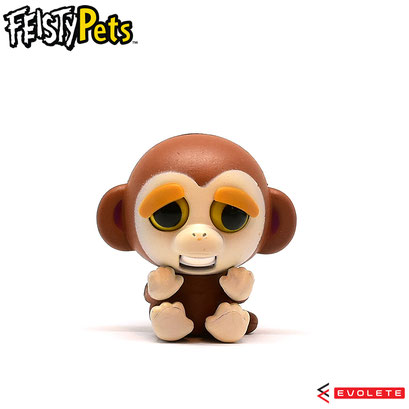 Feisty Pets Mini Misfits Series 1 (Grandmaster Funk)