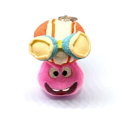 Jelly Jamm Plush Key-Chain (Goomo)