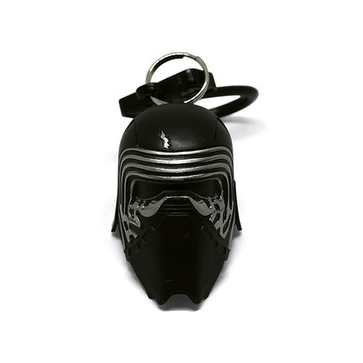 Star Wars Helmet Bag Clips (Kylo Ren)