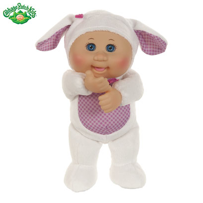 Cabbage Patch Kids Farm Friends Cuties (Shelby Sheep Cutie - Blue Eyes)