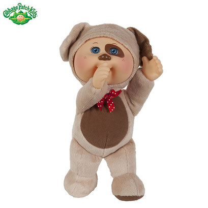 Cabbage Patch Kids Farm Friends Cuties (Parker Puppy Cutie)