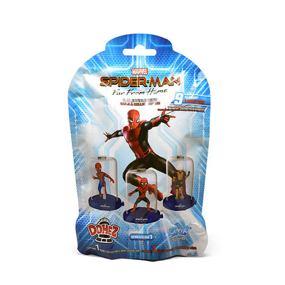 Spider-Man: Far from Home Domez (Foil Pack)