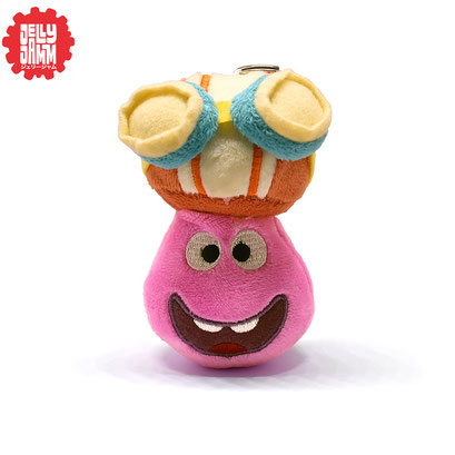 Jelly Jamm Plush Key-Chain (Goomo)