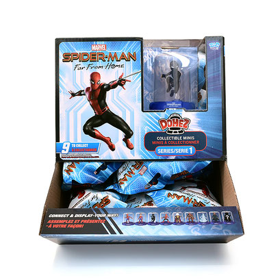 Spider-Man: Far from Home Domez (PDQ)