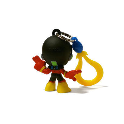 Rockman Backpack Hangers (Elec Man)
