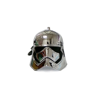 Star Wars Helmet Bag Clips (Captain Phasma)