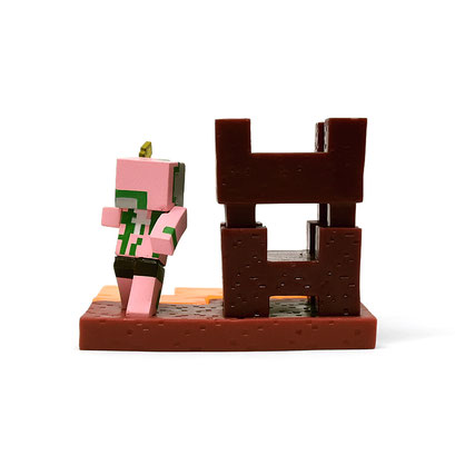 Minecraft Craftables Series 2 (The Nether / Zombie Pigman)