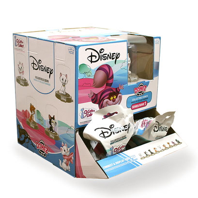 Cats of Disney Domez