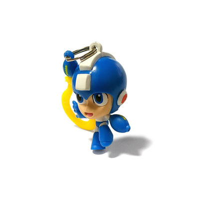 Rockman Backpack Hangers (Rockman Ice Slasher)