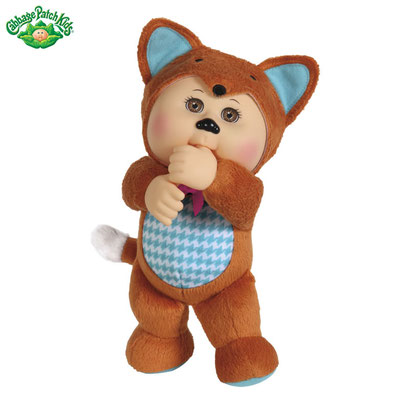 Cabbage Patch Kids Forest Friends Cuties (Ruby Fox)