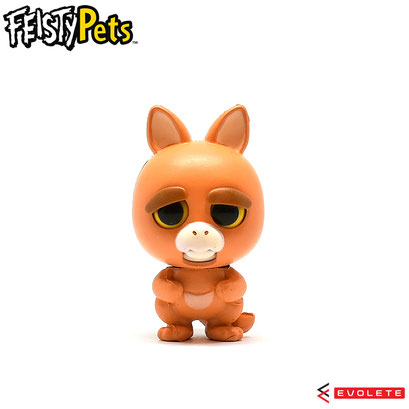Feisty Pets Mini Misfits Series 1 (Jacked-Up Jackie)