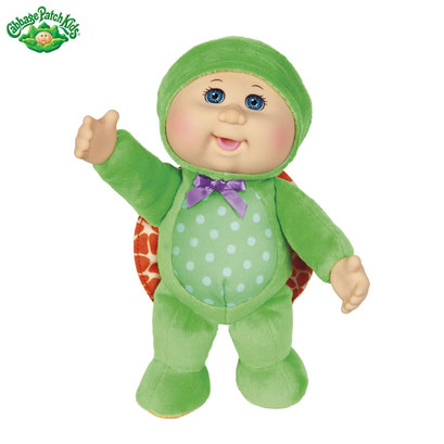 Cabbage Patch Kids Forest Friends Cuties (Perry Turtle)