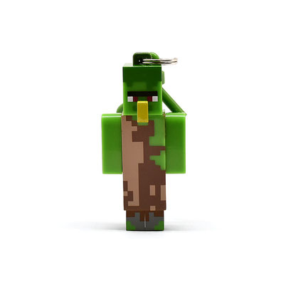Minecraft Hangers Series 4 (Zombie Villager)