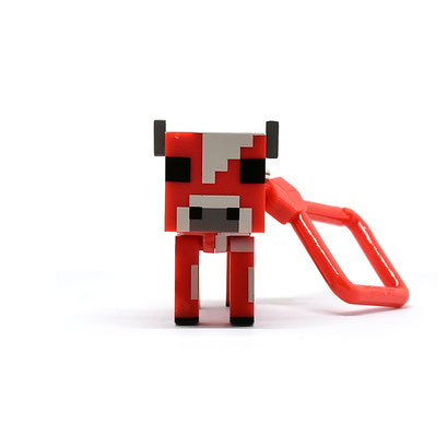 Minecraft Hangers Series 4 (Baby Mooshroom)