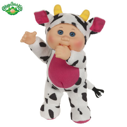 Cabbage Patch Kids Farm Friends Cuties (Clara Cow Cutie)