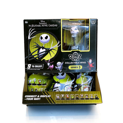 The Nightmare before Christmas Domez Series 3