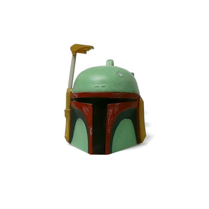 Star Wars Helmet Bag Clips (Boba Fett)