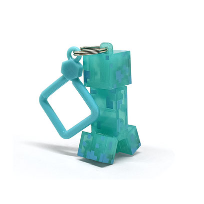Minecraft Hangers Series 4 (Charged Creeper)