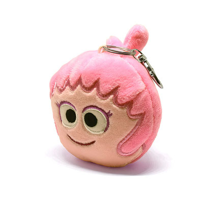 Jelly Jamm Plush Key-Chain (Rita)