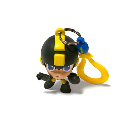 Rockman Backpack Hangers (Rockman Thunder Beam)