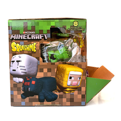 Minecraft SquishMe Series 1