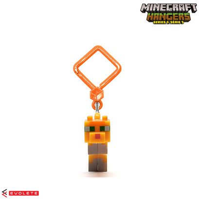 Minecraft Backpack Hangers Series 5 (Tabby Cat)