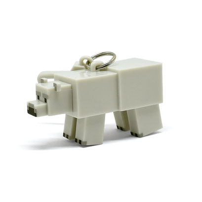 Minecraft Hangers Series 4 (Polar Bear)