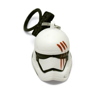 Star Wars Helmet Bag Clips (First Order Finn)