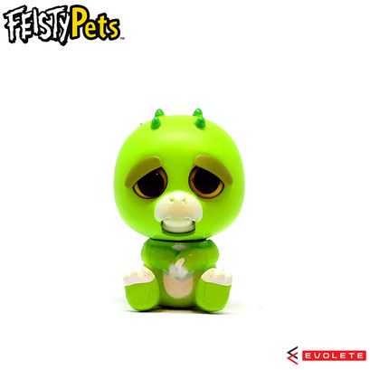 Feisty Pets Mini Misfits Series 1 (Extinct Eddie)
