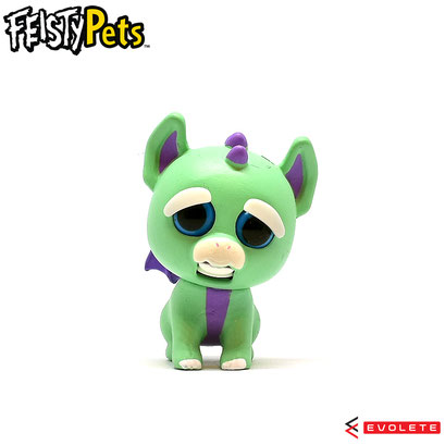 Feisty Pets Mini Misfits Series 1 (Ferdinand Flamefart)