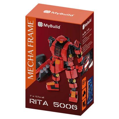 MyBuild Sci-Fi Series (Rita)