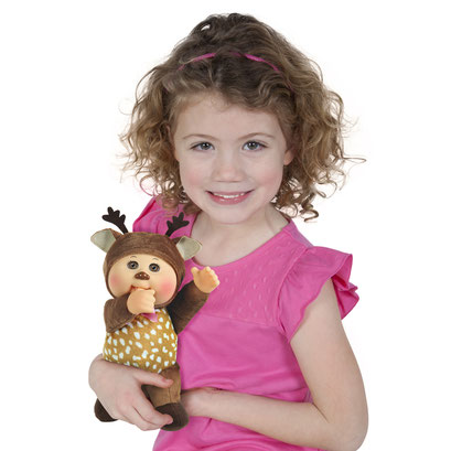 Cabbage Patch Kids Forest Friends Cuties (Sage Deer)