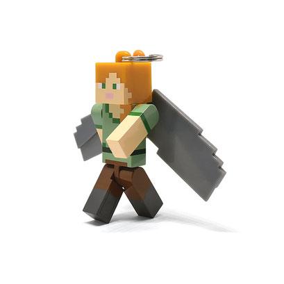 Minecraft Hangers Series 4 (Elytra Alex)