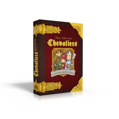 Chevaliers, tome 1 (Makaka)