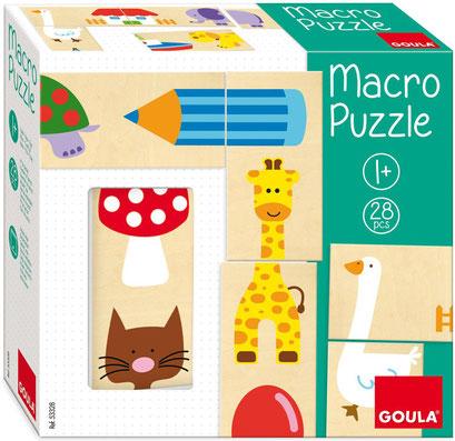 Puzzle macro