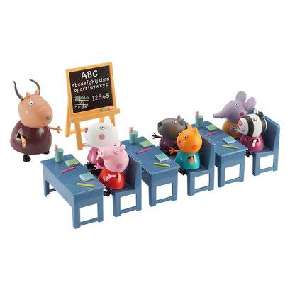 Peppa Pig : la classe