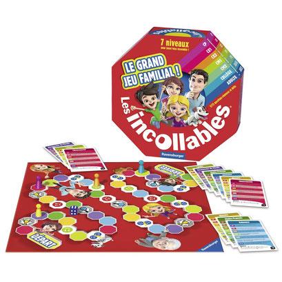Grand jeu familial des Incollables