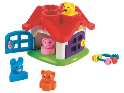 Maison des formes et des couleurs