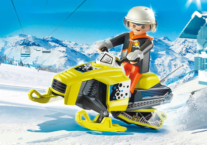 Playmobil - Sport d'hiver