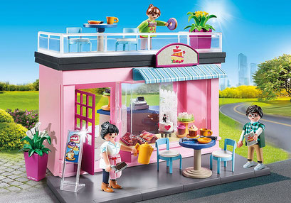Playmobil - Salon de thé