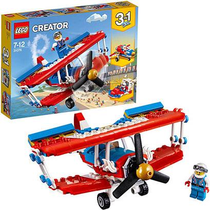 Lego Creator - l'avion de voltige