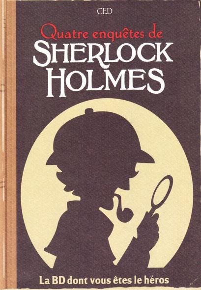 BD dont vous êtes le héros - Sherlock Holmes, vol. 2