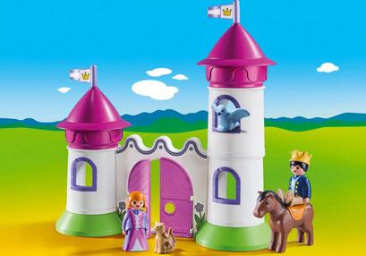 Playmobil 123 - Château de princesse