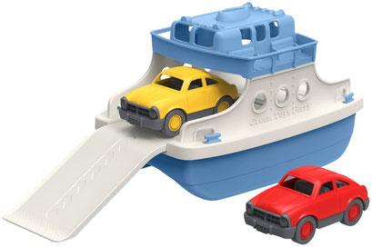Ferry avec deux voitures - Greentoys