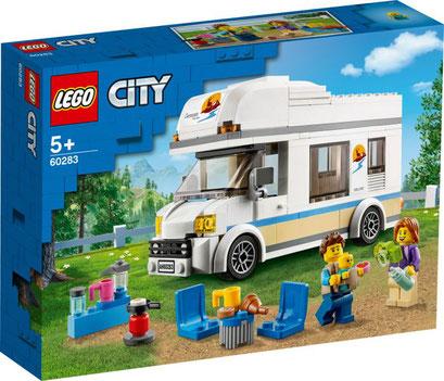 Lego City - Camping-car des vacances