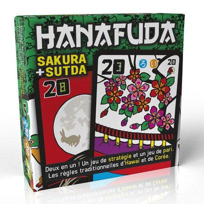 Hanafuda Sakura et Sutda